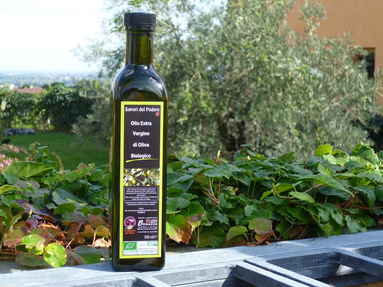 bio olio extravergine di oliva - Azienda Agricola biologica Bonazza