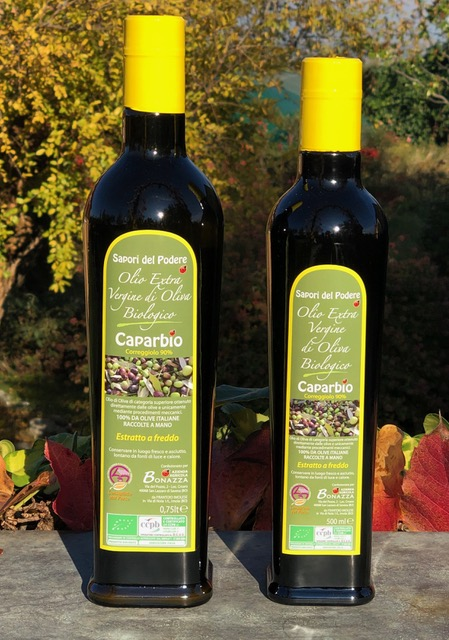 olio di oliva biologico - Azienda biologica Bologna